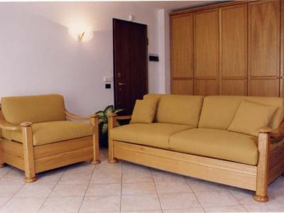 divano letto rovere