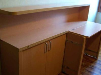 scrivania Lorenzo legno nobilitato