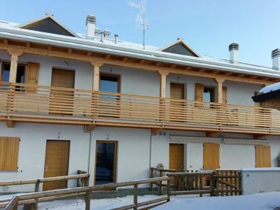 balcone parapetto